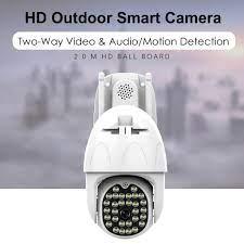 30 LEDs HD 1080P 3 Modi Smart 164FT