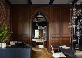Office at home design Small Space Main Office Looking Into The Lounge Interior Design And Decorating Gothic Office Jessica Helgerson Interior Design