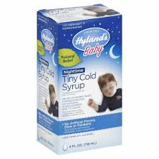 Hyland's Baby Nighttime Tiny Cold Syrup, 4 fl oz - Fred Meyer