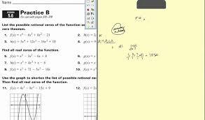 algebra 2 lesson 5 6 a