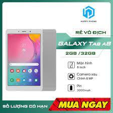 """Máy tính bảng T295 (2019) Samsung Galaxy Tab A8 8"""" - Hàng chính hãng, bảo  hành 12 tháng, Mới 100%, Nguyên Seal chính hãng 3,090,000đ"""