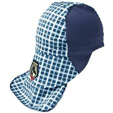 Details About Revco Blackstallion Ah1730 Bl Fr Cotton Welding Cap With Hidden Bill Extension