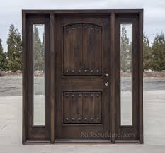 unfinished front doorFront Entrance Doors Ideas Wood Look Front Doors Unfinished
