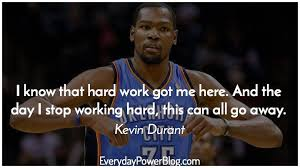 Kevin Durant Quotes Gorgeous 48 Best Kevin Durant Quotes On Basketball Family And Faith Kevin