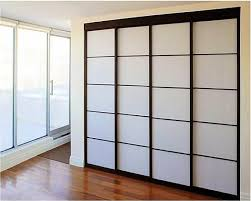 good wood sliding closet doors