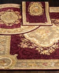 tufted aubusson rug 5 x 8