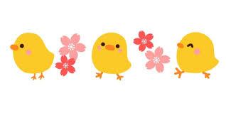 「無料イラストライン 春」の画像検索結果