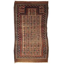 distressed oriental rug handmade antique at