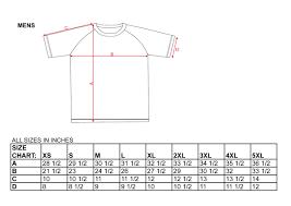 Size Charts Polo Shirts Custom Hawaiian Shirts Company