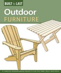 outdoor furniture built to last by
