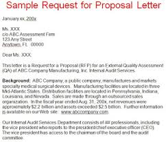 Cover Letter For Rfp Proposal Samples   Inviview.co
