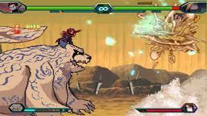 Merged Zamasu - COMBOS TUTORIAL - Bleach Vs Naruto 3.3 Mugen by Zinnat  Gaming
