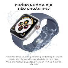 𝑪𝒉𝒊̃𝒏𝒉 𝑯𝒂̃𝒏𝒈] Đồng Hồ Thông Minh T500 Seri 5 Thay Hình Nền - Pin  Khỏe - Chống Nước - Đo Nhịp Tim chính hãng 249,000đ