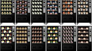 How Many Calories In Vending Machine Hot Chocolate Custom 48 Vending Machines That You'll Wish Existed