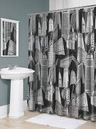 charming ideas city shower curtain inspirational home design