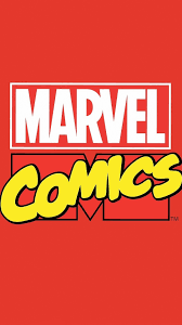 Iphone 6 Marvel Logo Wallpaper - wallpaper