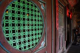 falling in love hoi an vietnam photo essay temple inside the ese covered bridge in hoi an vietnam