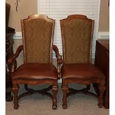 stanley dining room furniture. stanley grande balustrade pedestal dining room chairs - set of 8 image 3 10 furniture i