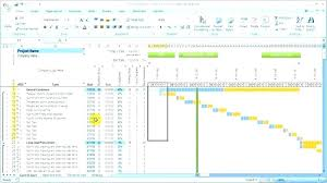 Microsoft Excel Project Template Microsoft Project Schedule Template Images Of Schedule Excel