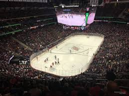 Prudential Center Section 122 New Jersey Devils