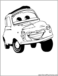 Small Picture Disney Cars Printable Coloring Pages for Kids If you are looking