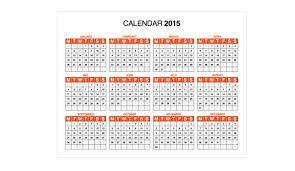 Calendar Wizard 2015 5 Adobe Indesign Calendar Template Af Templates