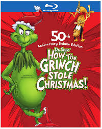 how the grinch stole christmas book. Exellent Christmas Amazoncom How The Grinch Stole Christmas 50th Anniversary Deluxe Edition  Bluray Movies U0026 TV With Christmas Book M