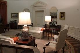 reagan oval office. Ronald Reagan Presidential Library And Museum: Replica Of The Oval Office W