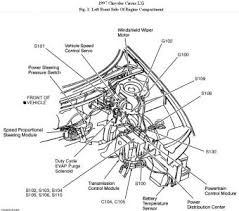 1996 chrysler cirrus we need help engine performance problem here is a diagram of the tcm location