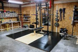 I've had a garage gym in a few different houses and regardless of the location, neighbors will stop to ask about what i'm doing. Home Garage Gym Owners Vs Covid 19 Who Will Win Fleximounts