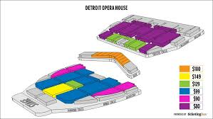 Trustees Theater Seating Chart Oconnorhomesinc Com Elegant Detroit Opera House Seating