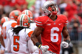 Ohio State Depth Chart 2014 Wide Receivers Land Grant