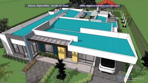 arquitectopablorestrepo casamoderna 4dormitorios