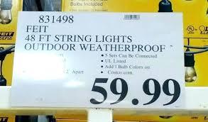led lights costco led string lights outdoor lighting wonderful solar lamp post led string lights