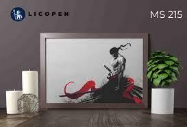 CÓ SẴN] Tranh Tô Màu Theo Số Licopen - Tranh Zoro - MS215 tốt giá rẻ