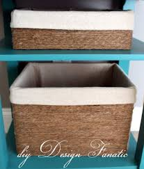 diy storage baskets baskets made from cardboard boxes and easy ideas for getting