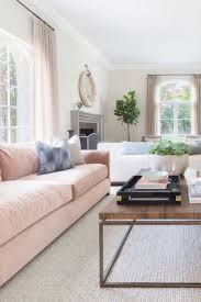 Interior Design Sofas Living Room 17 Best Ideas About Pink Sofa On Pinterest Blush Grey Copper