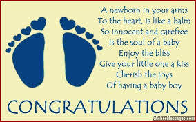 Congratulations Quotes For New Baby Boy Hashtag Bg