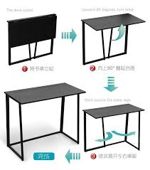 Minimalist Space Saving Foldable Table