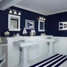 Seaside Decorating Accessories Tranquil Colors Inspired By The Sea 100 Bathroom Designs 30