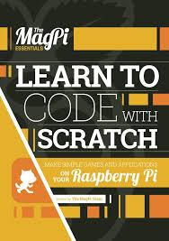 best scratch programming language ideas learn our series of magpi essentials books continues this guide to programming in scratch this ly available visual programming language from mit is