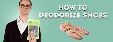 Best <b>Shoe Deodorizer</b> For Stinky Feet — Gentleman's Gazette