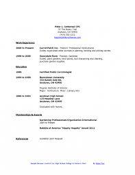 No Job Experience Resume Template Sevte
