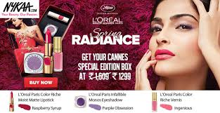 cannes worthy makeup from l oreal paris 1