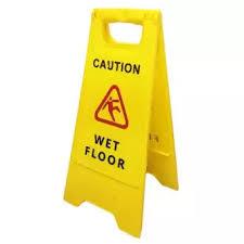 Meisons Floor Sign Caution Wet Floor Heavy Duty Lazada Ph
