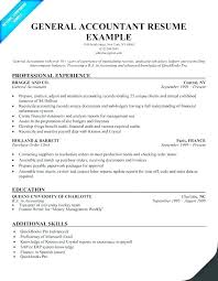 Production Accountant Sample Resume Gorgeous Accounting Resume Samples Management Accountant Sample Myperfect