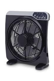 30cm box fan with remote