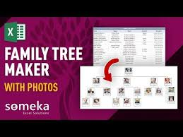 How To Create A Family Tree Chart In Excel Videos Matching How To Use Excel Family Tree Chart Template