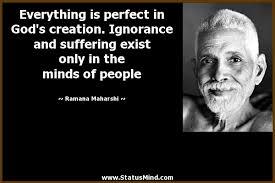 Ramana Maharshi Quotes at StatusMind.com via Relatably.com