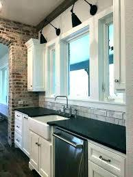 lighting above kitchen sink. Over Kitchen Sink Idea Light Above Awesome Lighting Inside Decor 19 O